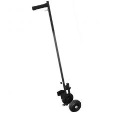 Markiravimo vežimėlis su dviem ratais