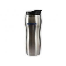 Termo puodelis HUSKY 400ml metalinis