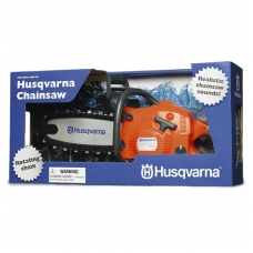 Vaikiškas pjūklas Husqvarna su baterijomis