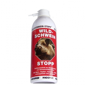 Product from the boars 'WILD-SCHWEIN-STOPP' (red)