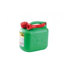 "Kanistras ""Ratioparts"" žalias (5 litrai)"
