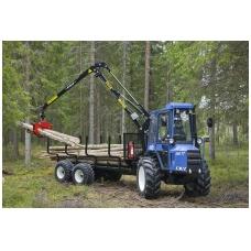 Forvarderis (medvežė) VIMEK 606 TTex