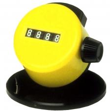 Rankinis skaitliukas plastmasinis su prisukama kojele 4018