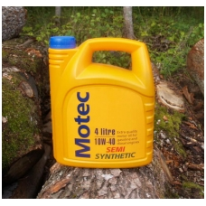 Alyva MOTEC Semi Synthetic 10W-40, 4 L