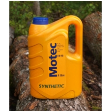 Alyva 'MOTEC' Synthetic 5W-40, 4 L