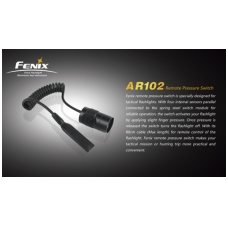 Distancinis jungiklis Fenix AR102