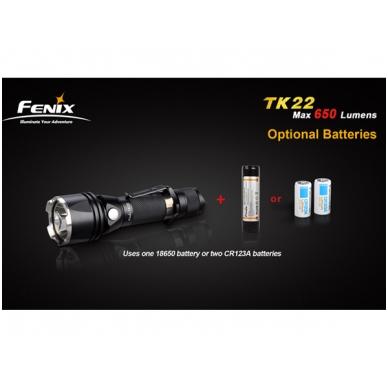 LED prožektorius Fenix TK22 3