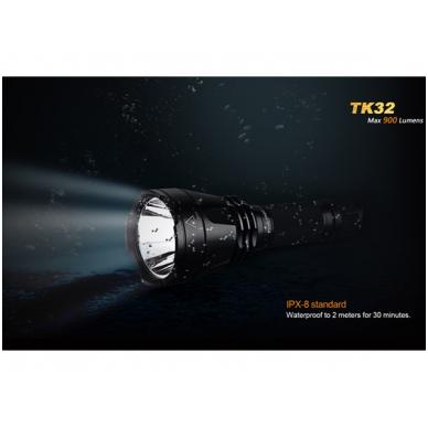 LED prožektorius Fenix TK32 5