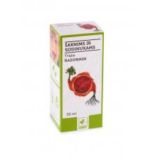 Trąša šaknims ir sodinukams RAZORMIN, 30 ml