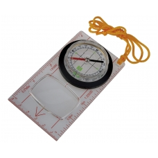 Kompasas AceCamp Fluorescent Map Compass