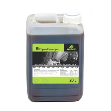 BIO grandininė alyva 20 L
