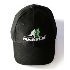 Reklaminė kepurė Miskui.lt