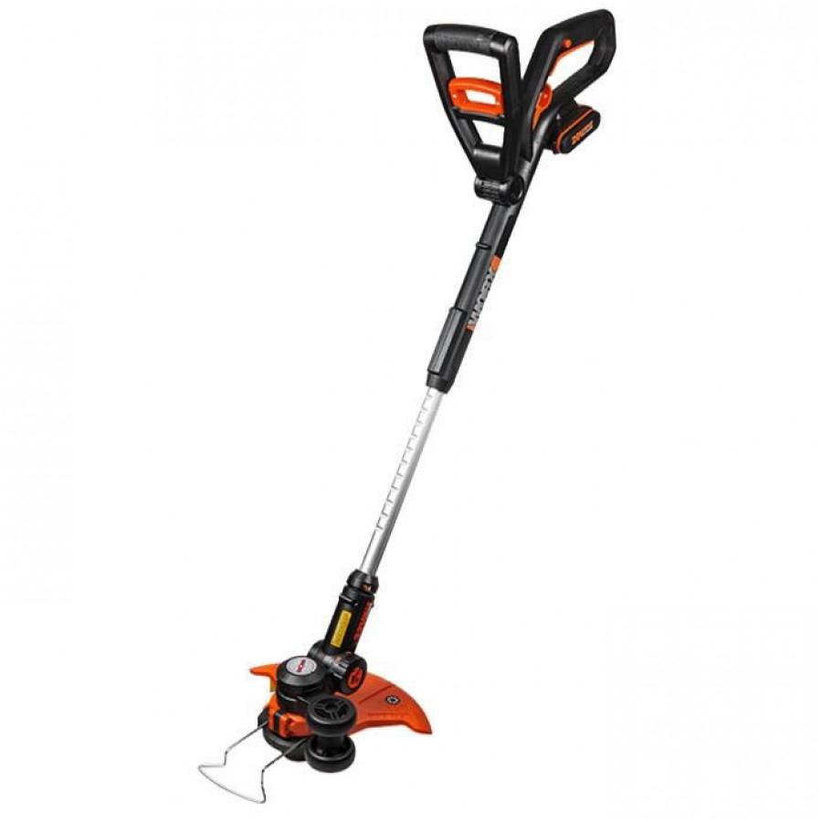 Grass trimmer 'WORX' WG169E, 20 V Max Li-ion, 2,0 Ah