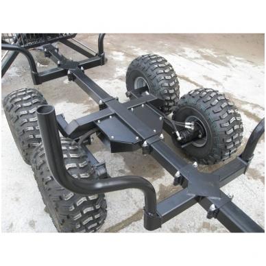 2WD sistema priekabai T15