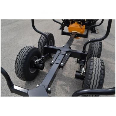 2WD sistema priekabai T15 3