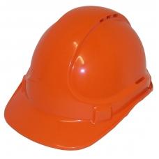 Apsauginis šalmas oranžinis