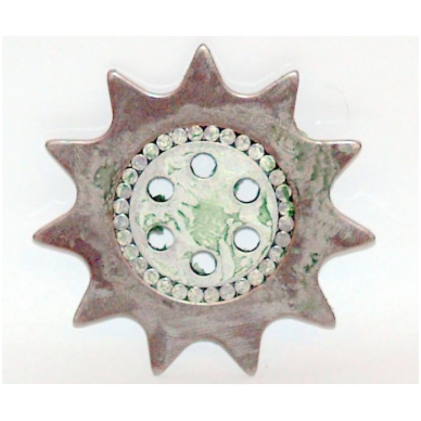 """Žvaigždutė """"GB Titanium"""" 1,6 mm"""