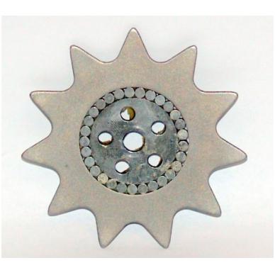 """Žvaigždutė """"GB Titanium"""" 2,0 mm"""