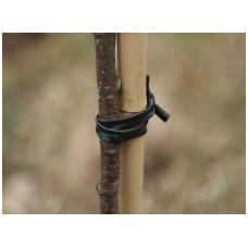 Plastikinė virvelė medžių tvirtinimui juoda 4 mm, 500 m