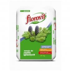 FLOROVIT trąšos spygliuočiams 25 kg