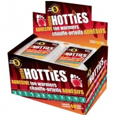 Kojų pirštų šiltukas 'Little Hotties' (5 h)