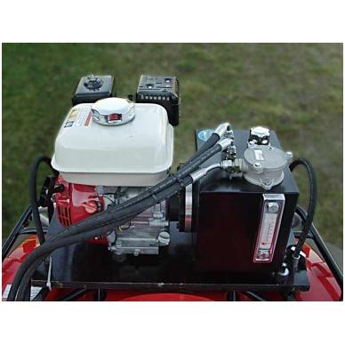 Hidraulinis siurblys HDGX160 su 'Honda' varikliu