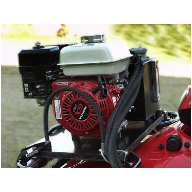 "Hidromanipuliatorius - kranas 320 + hidraulinis siurblys ""Honda HD10"" 3"