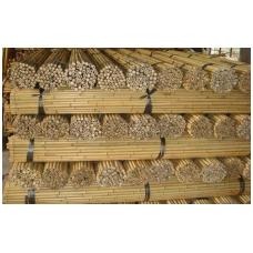 Bambukas medelių apsaugų tvirtinimui 1,50 m (28-30 mm)