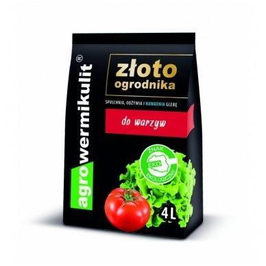 Agrovermikulitas daržovėms 4 litrų