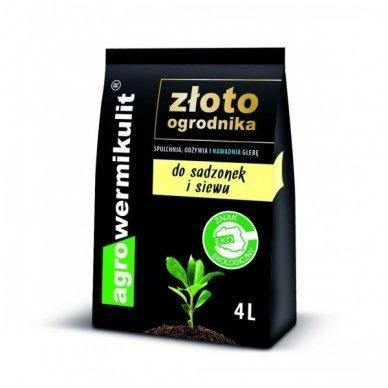Agrovermikulitas sodinukams ir sejai 4 litrų