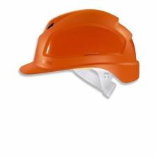 Apsauginis šalmas Uvex Pheos B, oranžinis