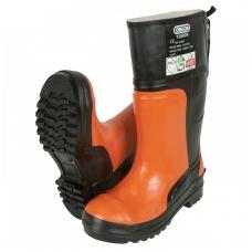 Benzopjūklininko guminiai batai OREGON
