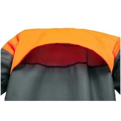 Benzopjūklininko švarkas su pjūklo apsauga ECO 1XTJ 3