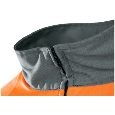 Benzopjūklininko švarkas su pjūklo apsauga ECO 1XTJ 4