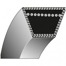 Diržas peilių 12,7x7,1x1092,2, Minirider 76, 114 TA