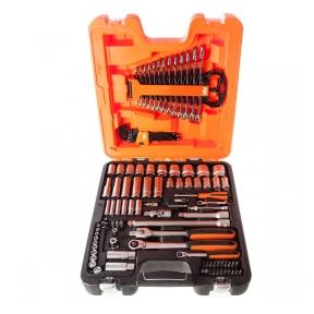 Keys and socket set BAHCO S103, 103 pcs