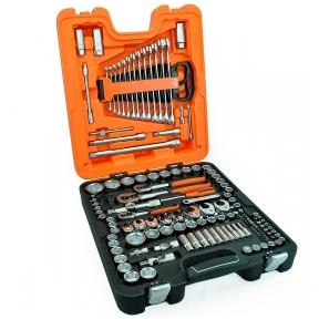 Keys and socket set BAHCO S138, 138 pcs
