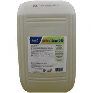 """Herbicidas """"Gallup Super """" 20 L"""