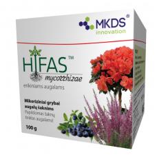 HIFAS-mikoriziniai grybai, erikiniams augalams 100g