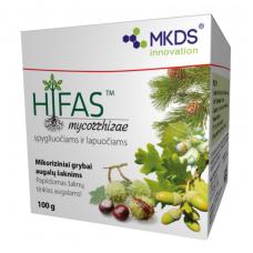 HIFAS-mikoriziniai grybai, spygliuočiams ir lapuočiams, 100 g.