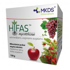 HIFAS- mikoriziniai grybai, vaismedžiams ir uoginiams augalams 150g.