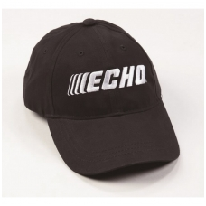 Kepurė ECHO, juoda