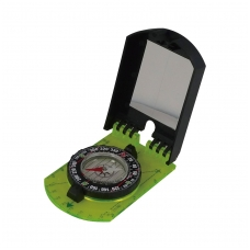 Kompasas 'AceCamp' Folding Map Compass w/mirror