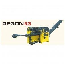 Malkų skaldyklė REGON R3 (EL)