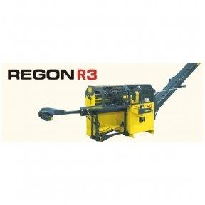 REGON R3 (EL) half automatic procesor