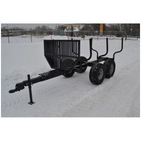 Forest trailer COUNTRY T30