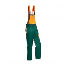 Miškininko-benzopjūklininko kelnės su pilna priekio apsauga 1SG7