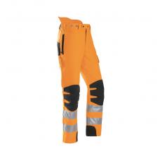 Miškininko-benzopjūklininko kelnės su pilna priekio apsauga 1SNS