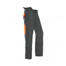 Miškininko-benzopjūklininko kelnės su pilna priekio apsauga 1SP2