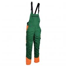 Neperpjaunamos kelnės su petnešomis Cofra SECURE CUT